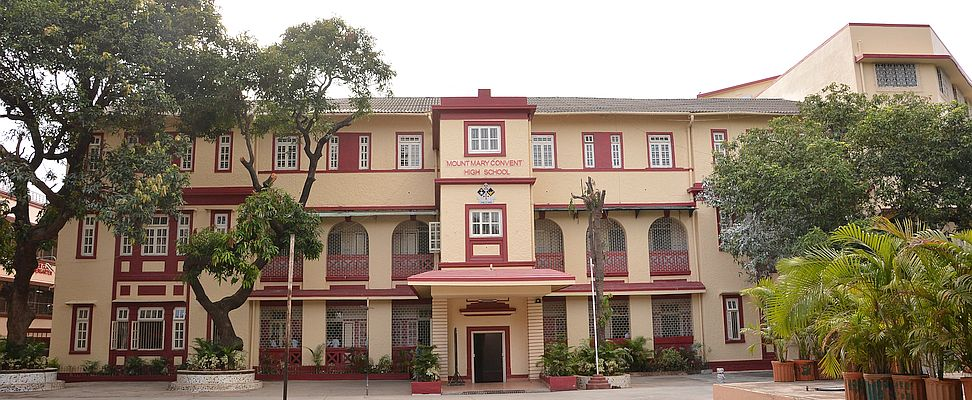 Mount Mary Convent High School Building