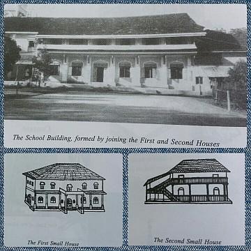 Schoool building